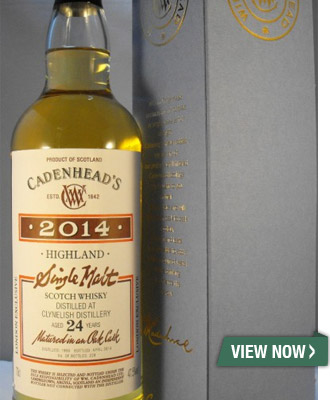 Clynelish Distillery 1990 24 Year Old Special Bottling - 70cl / 47.5%