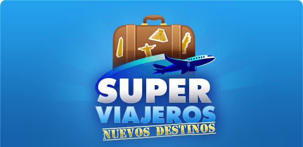 Super Viajeros Nuevos Destinos