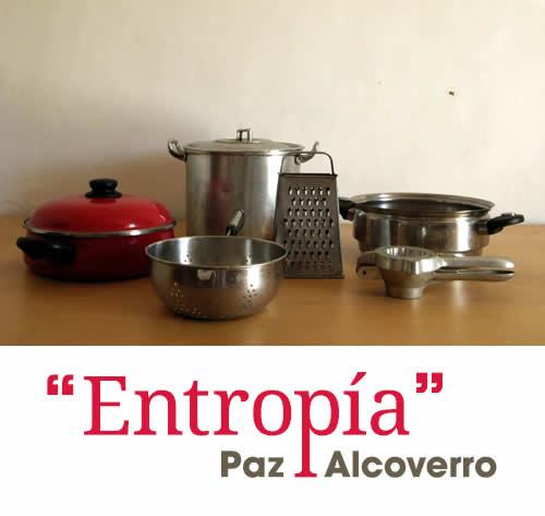 Paz Alcoverro Entropia