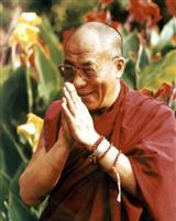 Exercice du Dalai Lama
